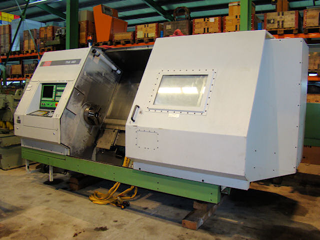CNC Drehbank / CNC Drehbänke / CNC Drehmaschine / CNC Drehmaschinen ...