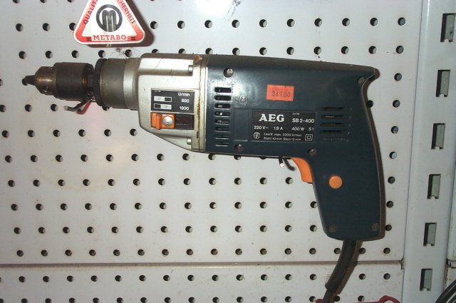 electric power tool / electric power tools / new / used