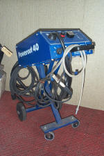 "plasma cutting machine ""Powercut 40"" [2]"