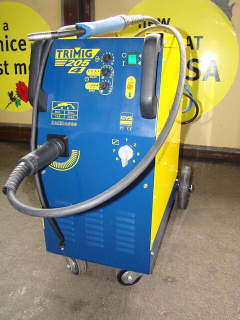 gebrauchte up schweißmaschinen