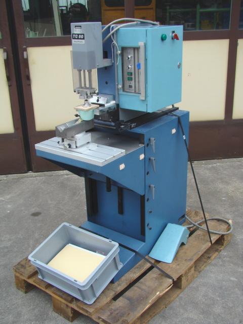 Tampondruckmaschine  Tampondruckmaschinen  neu  gebraucht
